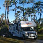 Everglades NP exkluzivně pro karavany